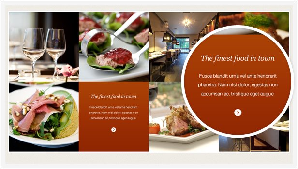 Best WordPress Restaurant Collection