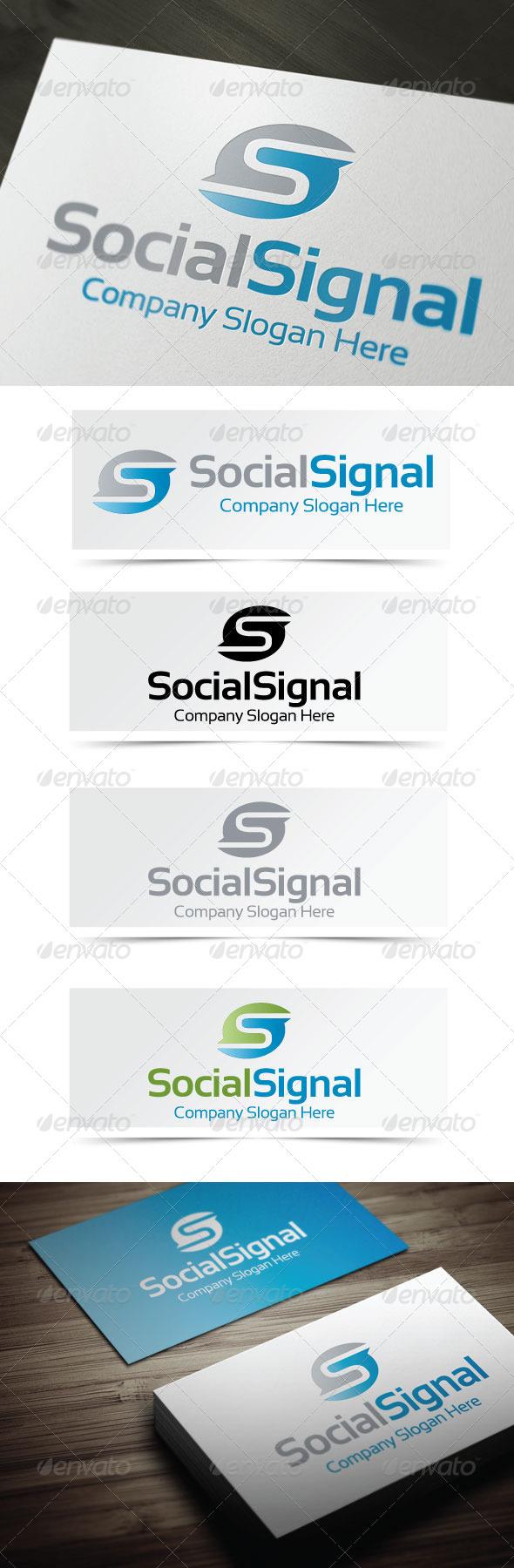 GraphicRiver Social Signal 4119510