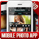 PhotoPro Mobile Application iOS and Android UI Kit - GraphicRiver Item for Sale