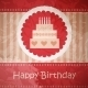 Birthday Card with Copy Space - GraphicRiver Item for Sale