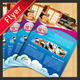 Paradise Spa Promo Flyer - GraphicRiver Item for Sale
