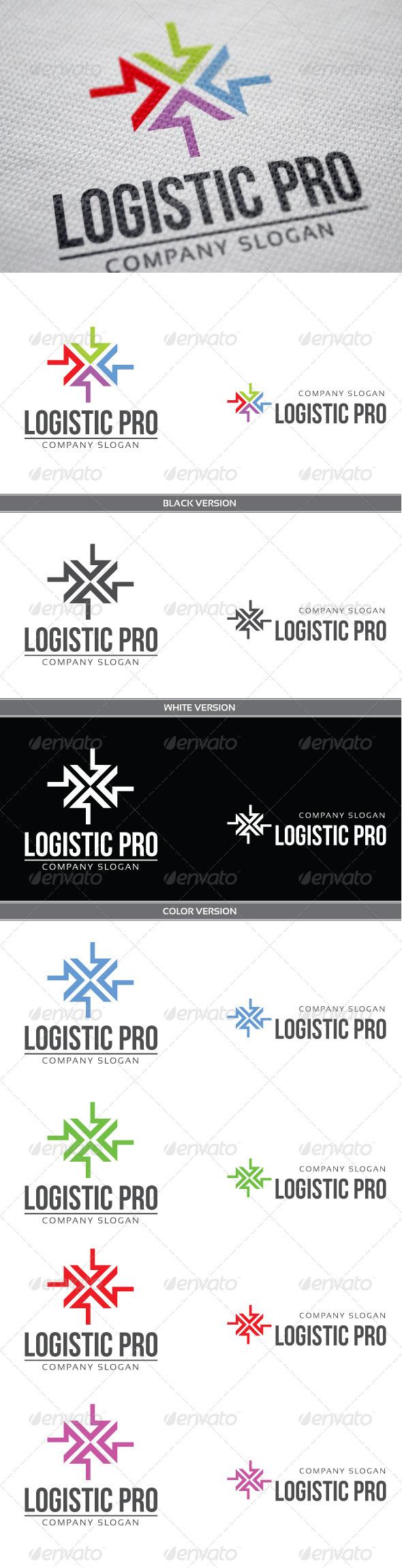 GraphicRiver Logistic Pro 4120567