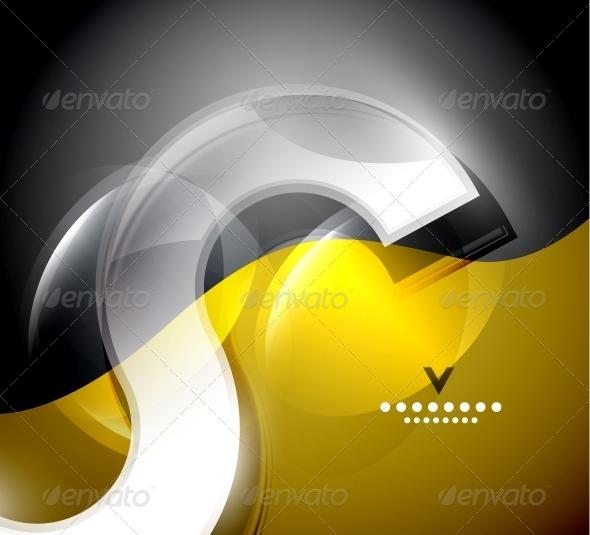 GraphicRiver Digital Wave Design Template 4121495