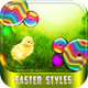 Easter Styles - GraphicRiver Item for Sale