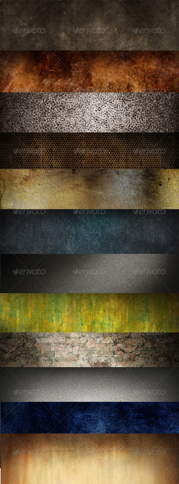 GraphicRiver Cinematic Backgrounds 4123312