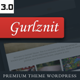 Gurlznit - Blog and Portfolio Theme - ThemeForest Item for Sale