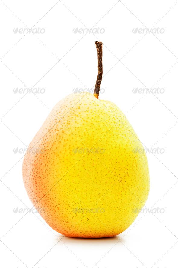 PhotoDune Perfect ripe pear 4124628