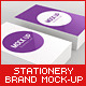 Stationery Branding Mock-Up - GraphicRiver Item for Sale