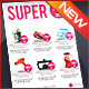 Super Sale Flyer Or Advertising - GraphicRiver Item for Sale
