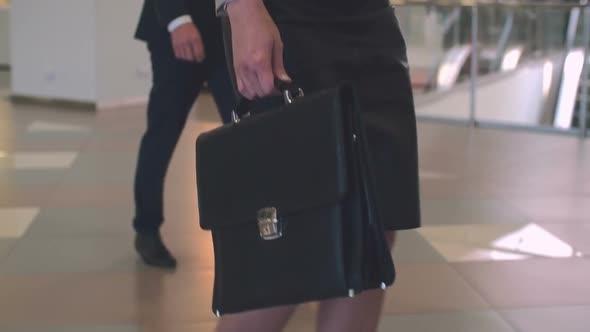 Menossa töihin - Business, Corporate Arkistofilmit