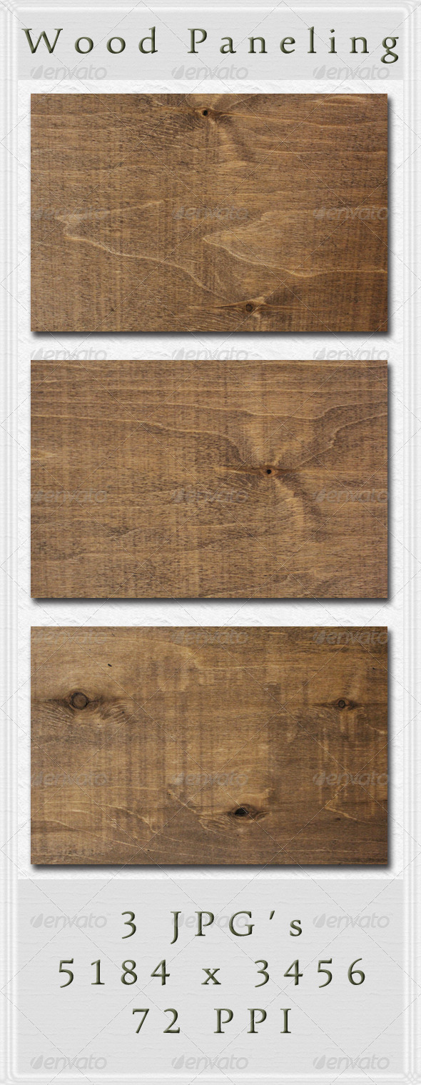 GraphicRiver Wood Paneling 4132495