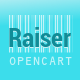 Raiser - Premium OpenCart Theme - ThemeForest Item for Sale