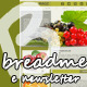 Breadme email newsletter template - GraphicRiver Item for Sale