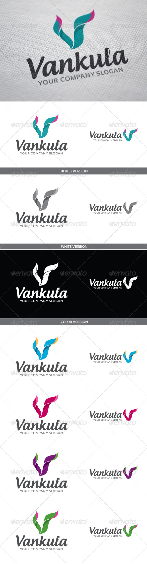 GraphicRiver Vankula 4134421