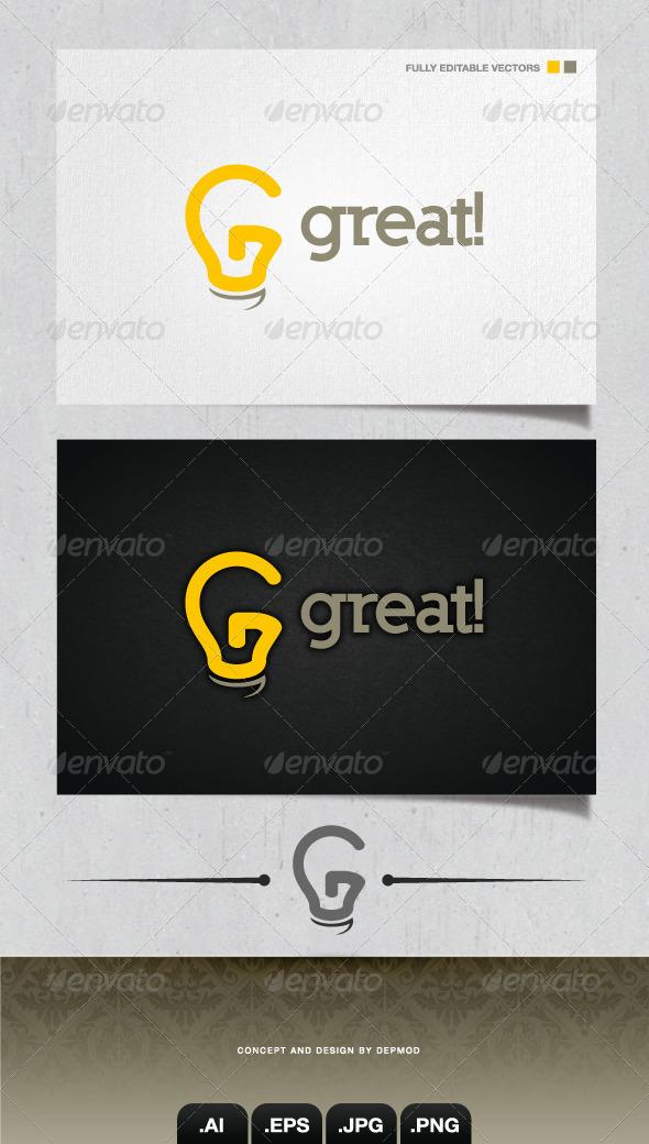 GraphicRiver G Logo 4065995