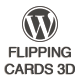 Flipping Cards 3D - Wordpress