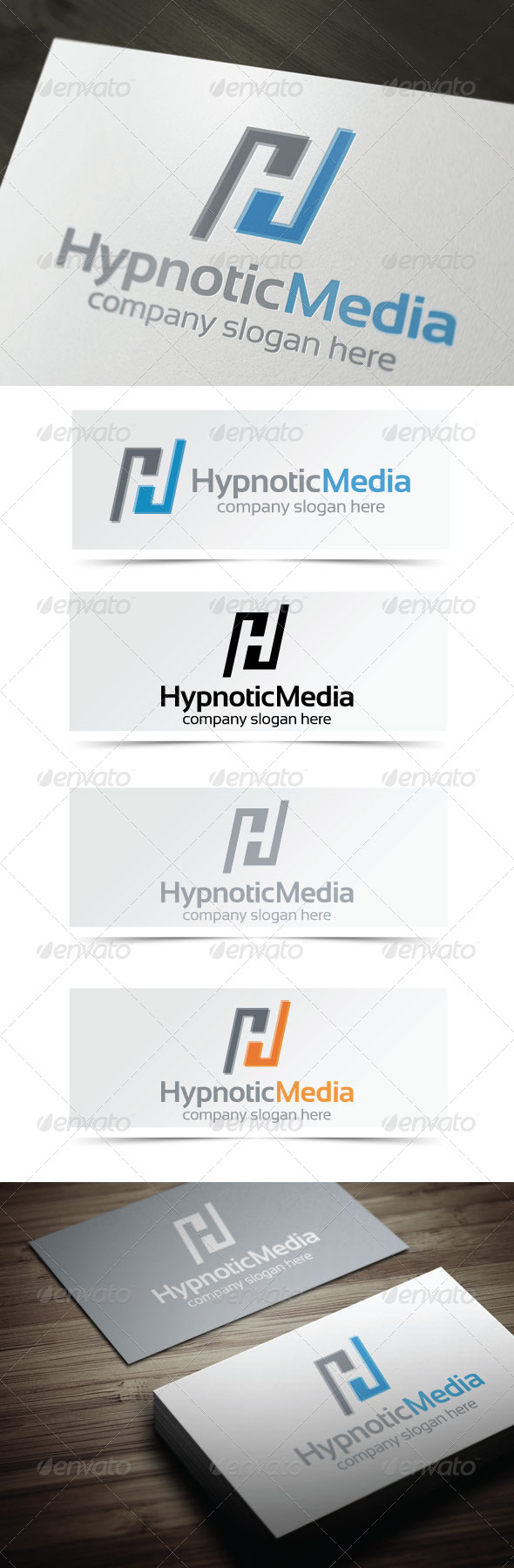 GraphicRiver Hypnotic Media 4135360