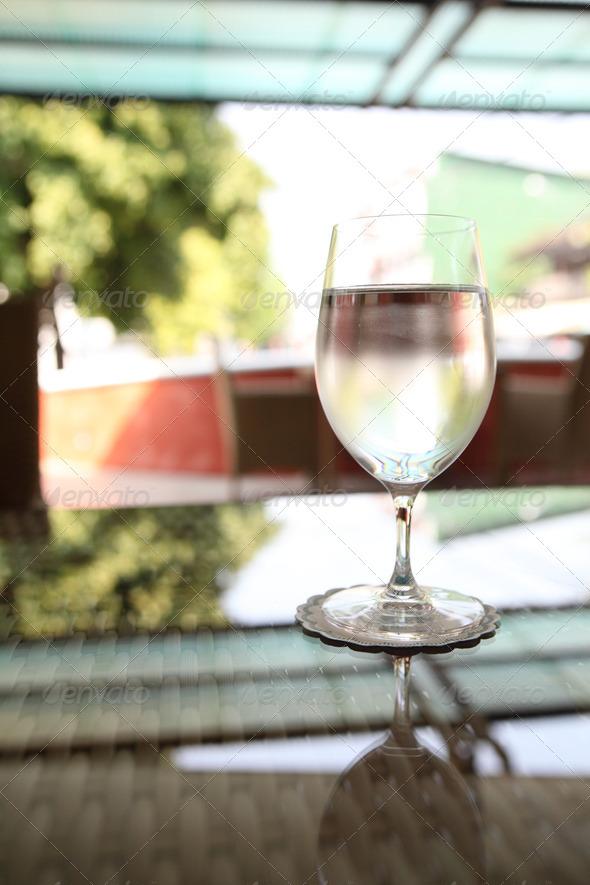 PhotoDune Water in glass 4152530