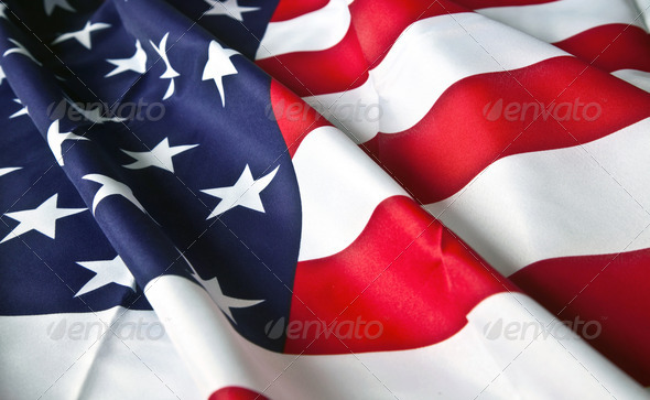 PhotoDune American flag 447056