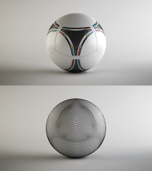 Football Tango12 - 3DOcean Item for Sale