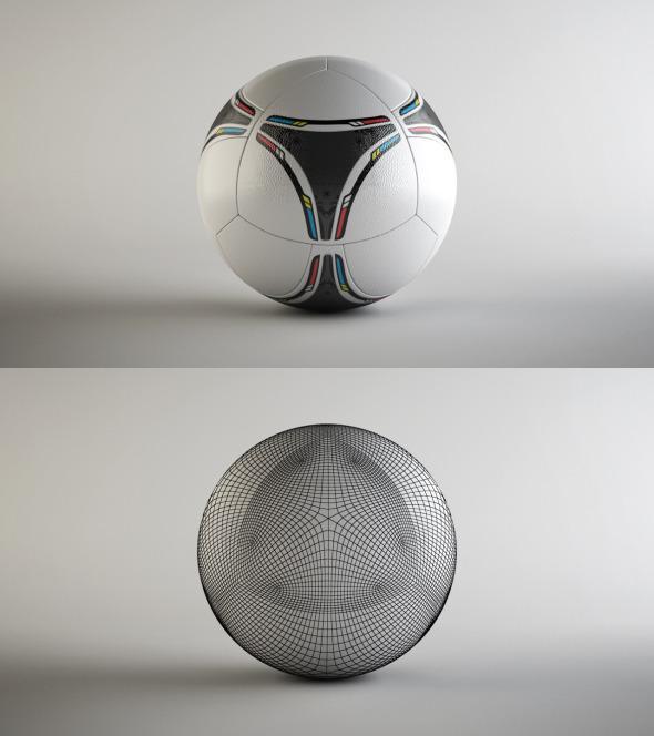 3DOcean Football Tango12 4135868