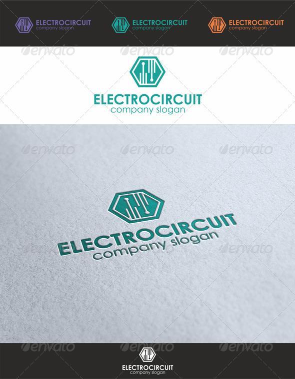 Electrobiz Tech Logo - Symbols Logo Templates