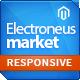 Gala Electronues Market Responsive Theme  Free Download