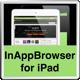 InAppBrowser voor iPad - WorldWideScripts.net Item te koop