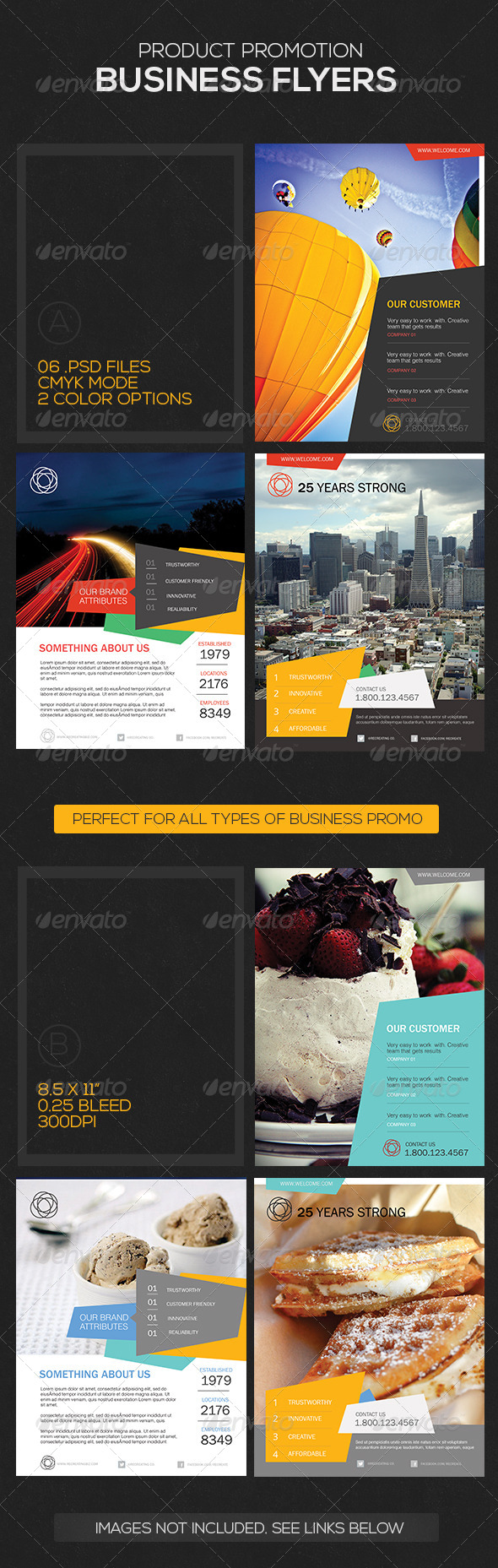 GraphicRiver Business Promo Flyer 4138341