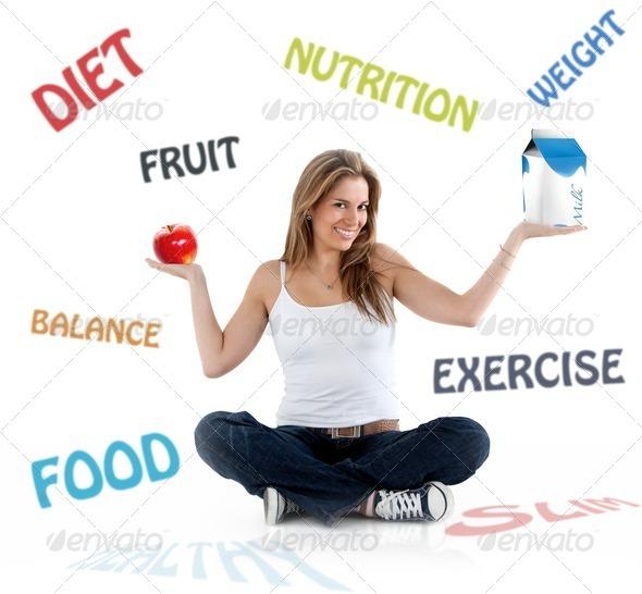 PhotoDune Healthy food 447419