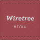 Wiretree - Responsive HTML5 Template - ThemeForest Item for Sale