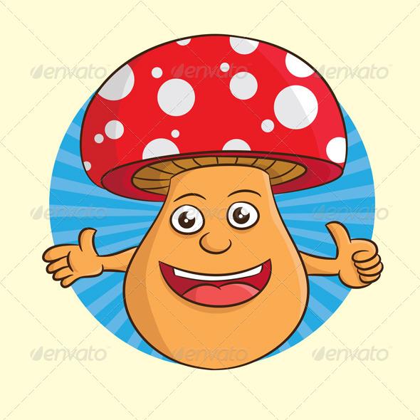 Mushroom Smile