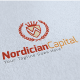Nordician Capital Logo Template - GraphicRiver Item for Sale