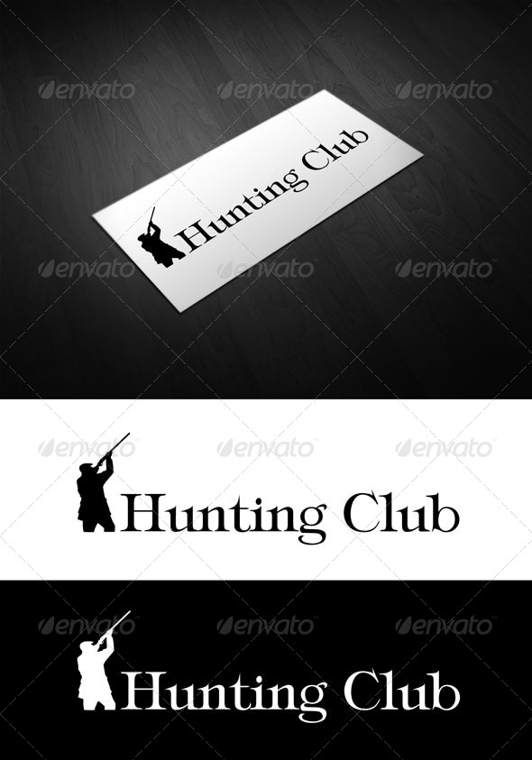 GraphicRiver Hunting club 4068552