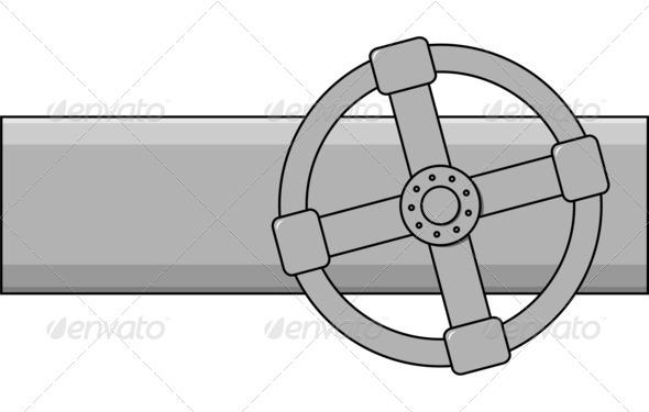 PhotoDune Simple gas valve 4141384