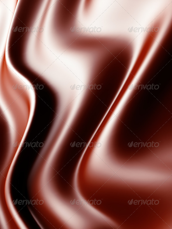PhotoDune Abstract background from waves from red gentle silk 4141377
