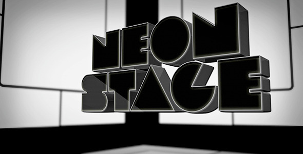 Neon Stage