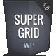 SUPER GRID | Retina Готовые портфолио и блог - WorldWideThemes.net пункт для продажи