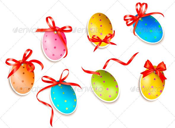 GraphicRiver Decorative Easter Eggs 4143015