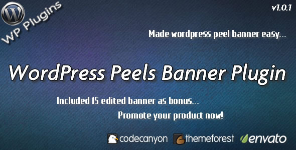 CodeCanyon WP Peel Banner Plugin 4143455