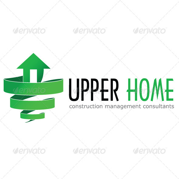 Upper Home Construction consultant logo