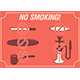 No Smoking Sign - GraphicRiver Item for Sale