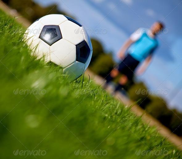 PhotoDune Football 448129