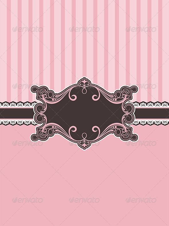 GraphicRiver Decorative Background 4145522