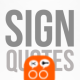 Sign quotes - VideoHive Item for Sale
