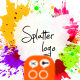 Colorful Splatter Reveal - VideoHive Item for Sale