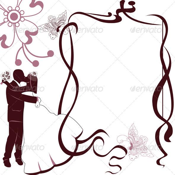 GraphicRiver Wedding Card Invitation 4146937