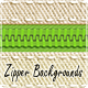 Zipper Backgrounds - GraphicRiver Item for Sale