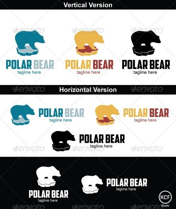 GraphicRiver PolarBear Logo Design 3704220