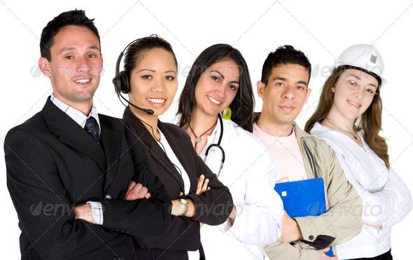 PhotoDune business professionals job recruitment 448932